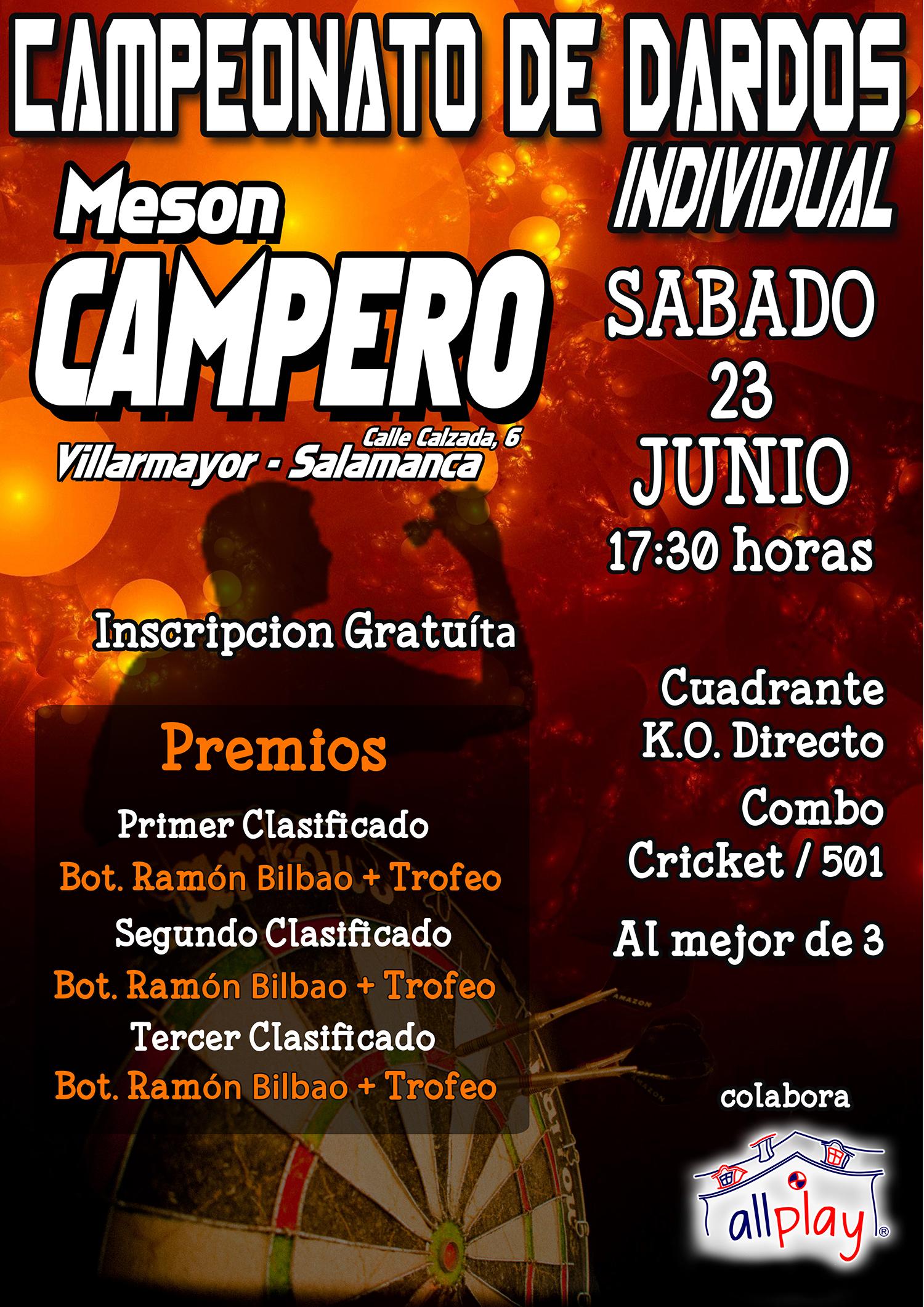 Cartel Mesón Campero