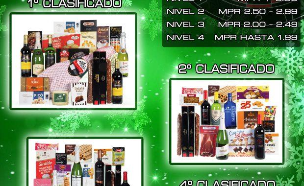 Campeonato dardos Navidad Allplay