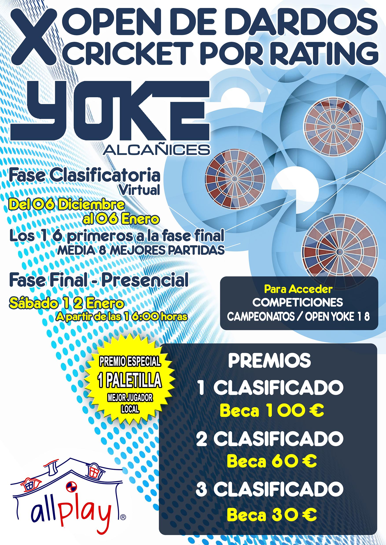 Cartel Yoke 2018